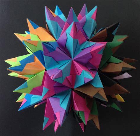 Origami Bascetta - origami bascetta paolo bascetta folded by samuel