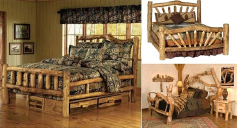 how to make a log bed how to build a log bed tutorial home design garden