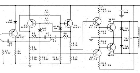 Power Lifier Wisdom 100w audio lifier circuit diagram power html
