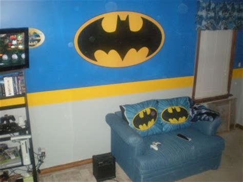 batman room ideas themed super hero rooms becoming popular comic books and