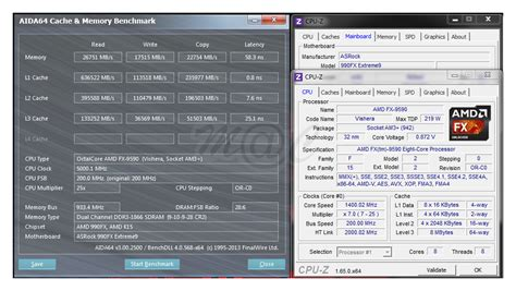 fx 9590 bench amd centurion fx 9590 5 ghz processor gets previewed
