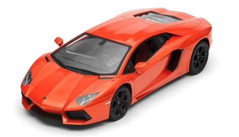 Orange Lamborghini Remote Car Licensed 1 14th Scale Lamborghini Aventador Lp700 4 Ready