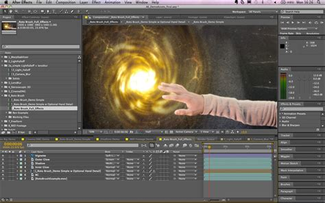 After Effects urbanfox tv adobe revs cs5 5 creative suite