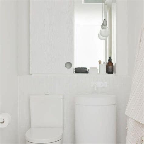 white bathroom astra walker wall set  white