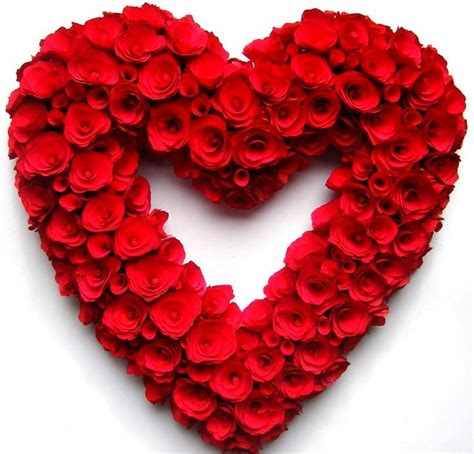 pictures of hearts and roses wallpaper wallpapersafari