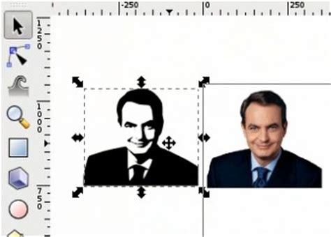 imagenes vectoriales para inkscape tutorial vectorizar rostros con inkscape cursorlibre