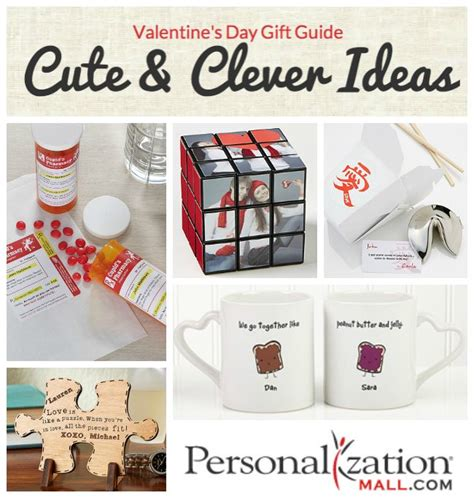 cute clever valentine s day gift ideas from personalization mall