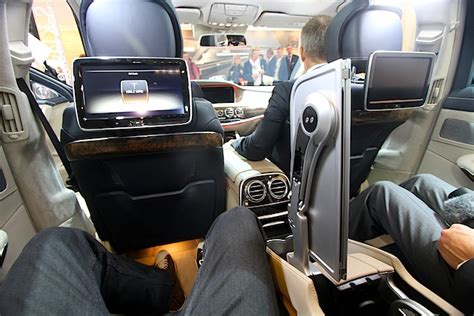 auto upholstery classes 2014 mercedes benz s class console tables