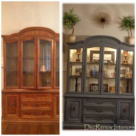 Decorating China Cabinet Ideas by Wow What A Difference S China Cabinet