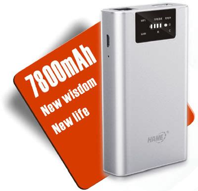 Powerbank Fleco F 091 7800mah hame f1 3g mobile power router power bank 7800mah silver jakartanotebook