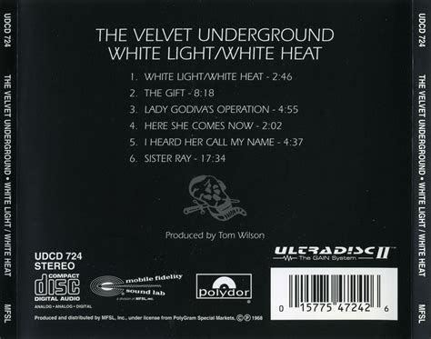 Cd Black Tide Light From Above ristato quot white light white heat quot addiction