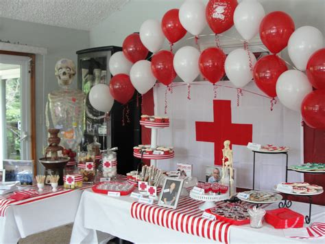 health themed events medical themed dessert table sabrina bsn rn pinterest