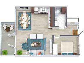 Amazing Floorplans For Homes #2: RoomSketcher-3D-Floor-Plans-Clear-Overview.jpg