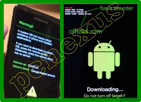 install official android 4.4 kitkat xxufnb9 on samsung
