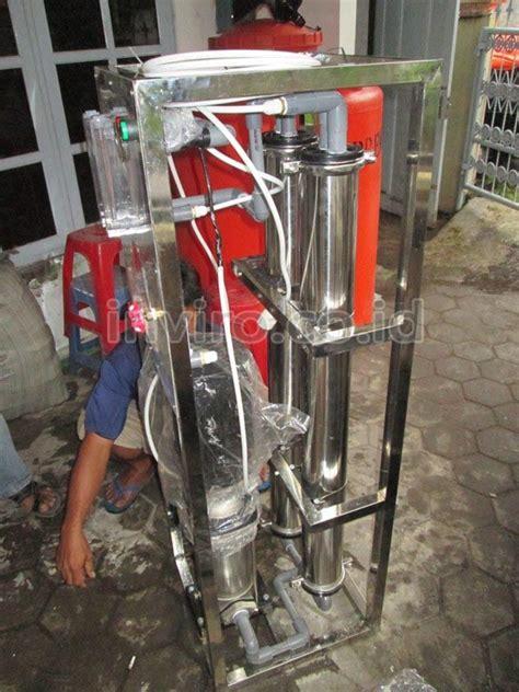 Mesin Air Isi Ulang Di depot air minum isi ulang ro paccerakkang biring kanaya