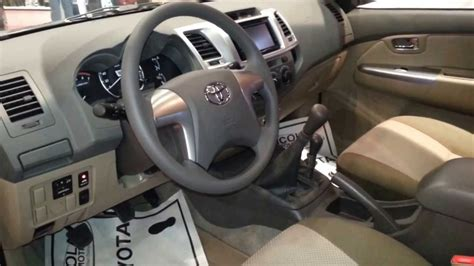 Fortuner Interior 2014 by Fortuner Vs 4runner Autos Post