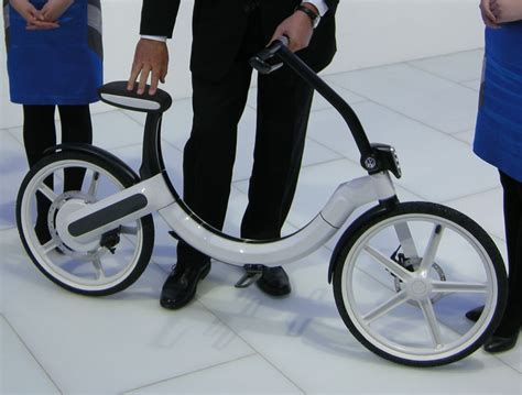 Volkswagen Electric Bike by Volkswagen Electric Bike Photo 9 8097