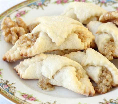 authentic hungarian walnut rolls american heritage cooking
