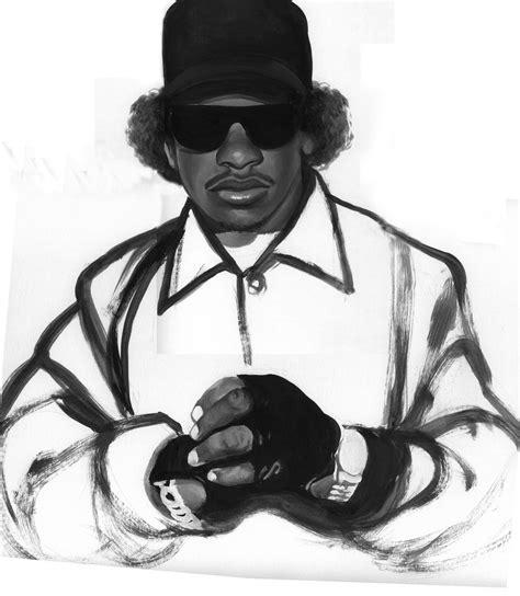 eazy e coloring page eazy e coloring book gangsta rap superradnow