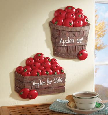 Apple Decorations For Kitchen Afreakatheart Apple Decorations For The Kitchen
