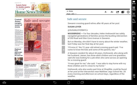 home news tribune print android apps on play