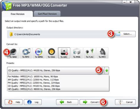 download mp3 wma ogg converter top 10 free audio converters download free audio
