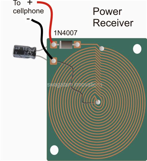 wireless phone chargers wireless cellphone charger circuit