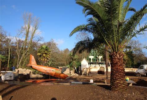 paultons park paultons park 2016 the lost kingdom theme park news