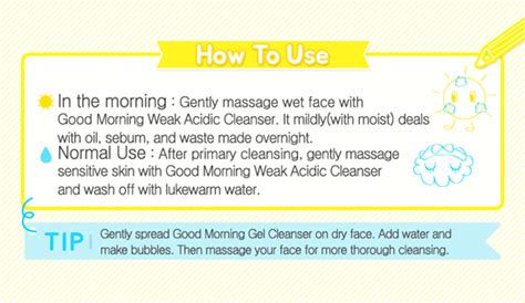 Low Ph Morning Cleanser 150ml cosrx low ph morning gel cleanser 150ml