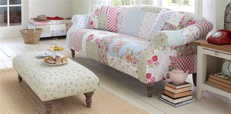 Dfs Patchwork Sofa - vintage style patchwork sofa from dfs cosy home