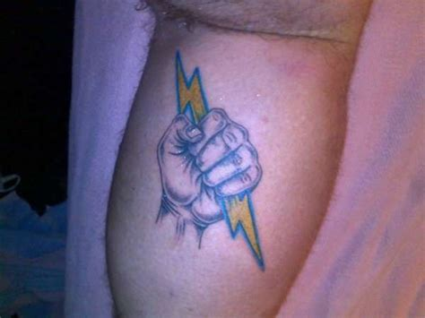 lightning bolt tattoo 35 ultimate lightning designs