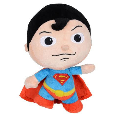dc comics superhero soft plush cuddly stuffed toy new