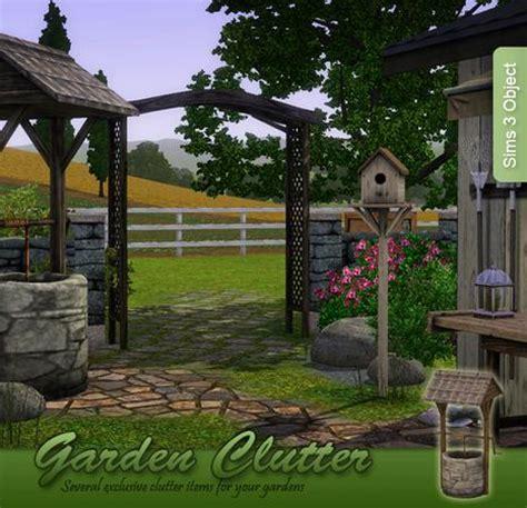 Country Garden Deko by Applefall S Garden Clutter 002 Country Garden