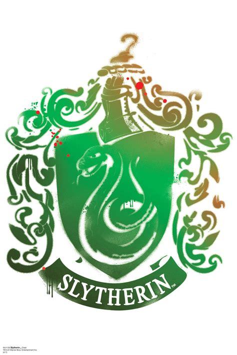 Jubah Harry Potter Slytherin Size S size slytherin crest walljammer harry potter wall decal