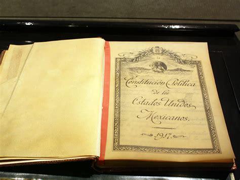 1917 constituci n pol tica de los estados unidos mexicanos cronolog 237 a constituci 243 n pol 237 tica de los estados unidos