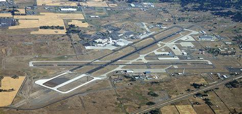 spokane intl airport