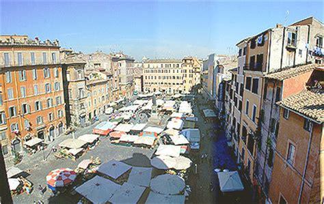 piazza fiore pontos tur 237 sticos de roma turismo cultura mix