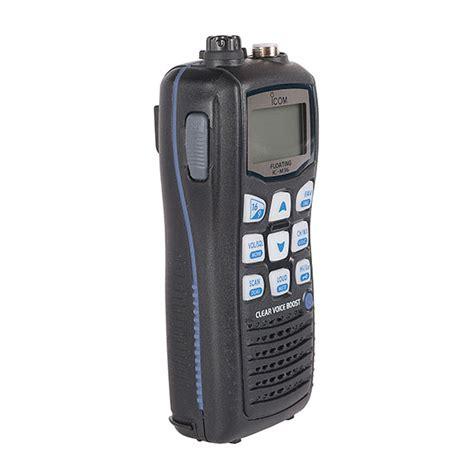 Ht Icom Ic M24 Vhf Marine icom ic m24 review walkie talkie reviews