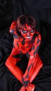 Darth mauls sister body paint pinterest