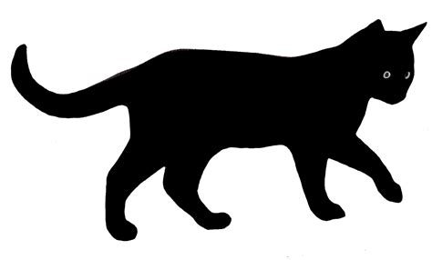 and cat clip black cat clipart clipground