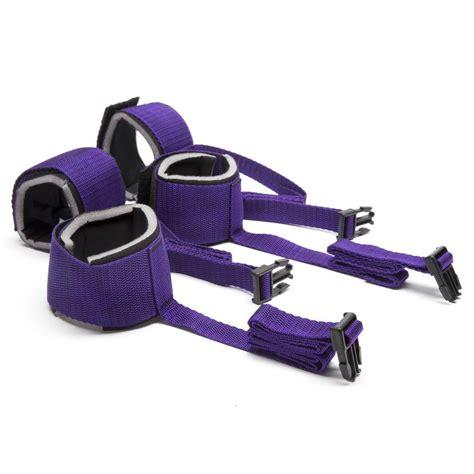 under bed restraint purple reins under bed spreader restraint reviews page 1