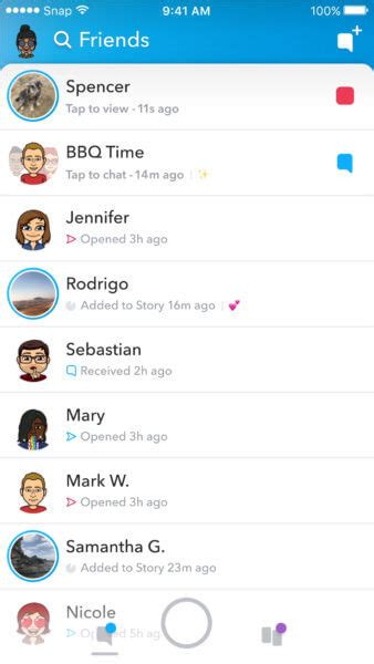 how to veiw peoples snapchat best friends march 2015 what snapchat s major redesign and algorithmic feed means