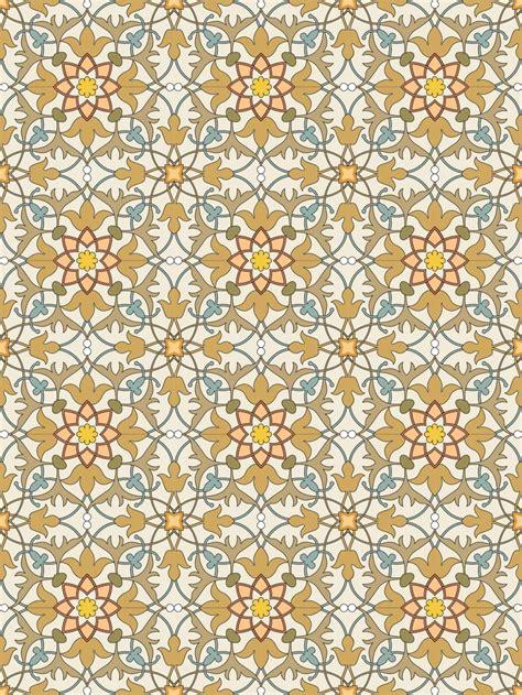 pin  sumaya nagoor  anime islamic patterns pattern