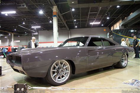 custom  dodge charger  roadster shop benlevycom