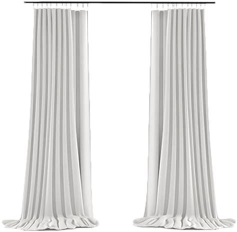 transparent window curtains decorative services