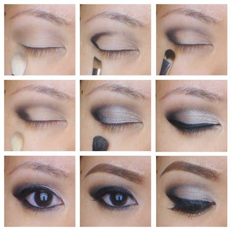eyeshadow tutorial smashbox nye makeup using smashbox full exposure palette kirei makeup