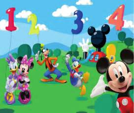 mickey mouse clubhouse characters names wallpaper