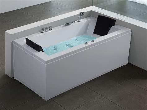 badewanne rechteckig whirlpool spa badewanne rechteckig sprudelbad