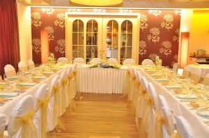 Home Design Decor by Event Design In Peach Yellow
