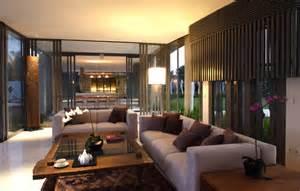 Amazing Outdoor Entertaining Areas - exotic home designs tiki chic bali retreat modern house designs
